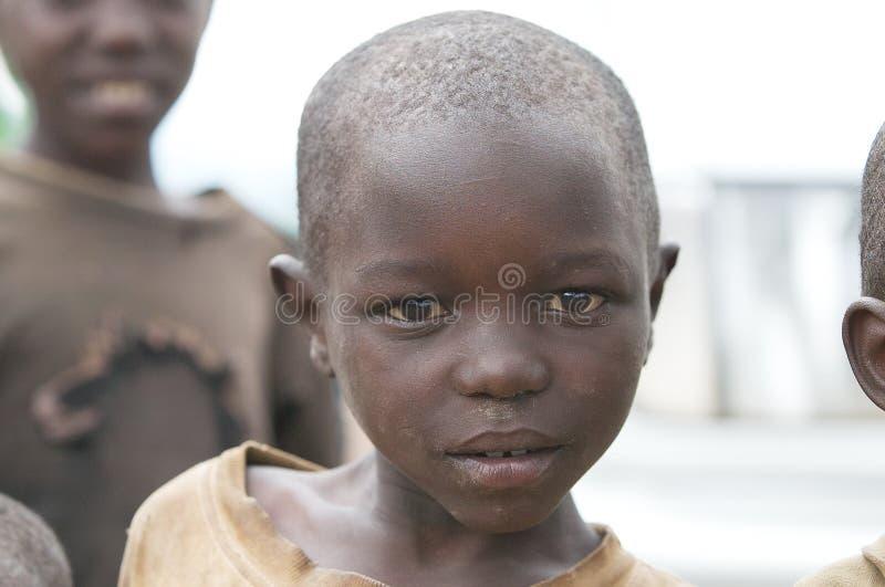 卢旺达的子项 库存照片