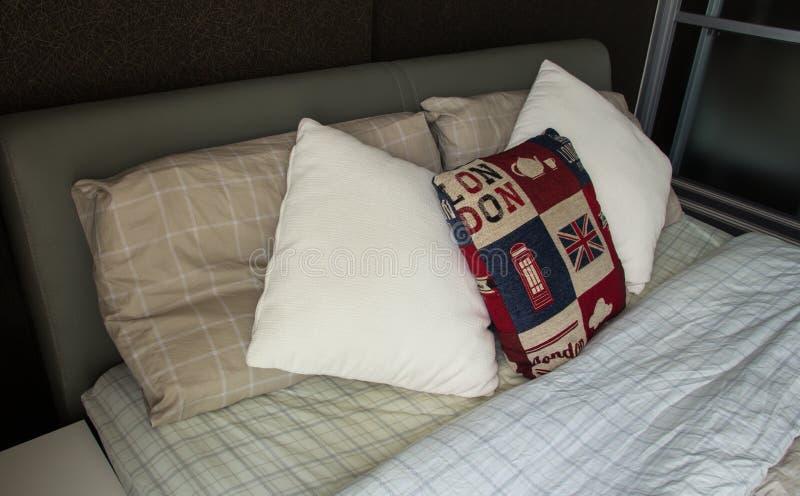 卧室空现代 库存图片