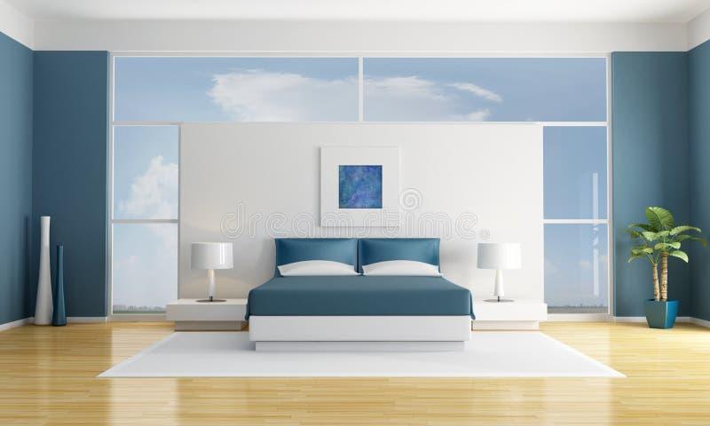Download 卧室蓝色 库存例证. 插画 包括有 放松, 框架, 闪亮指示, 花瓶, 梦想, 视窗, 样式, 家具, 舒适 - 22356648