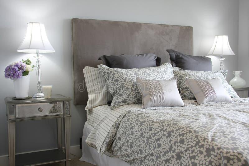 卧室重要资料 免版税库存图片