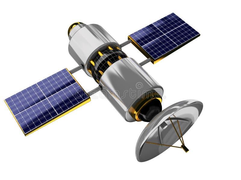 卫星 库存例证