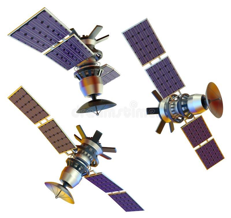 卫星 库存图片