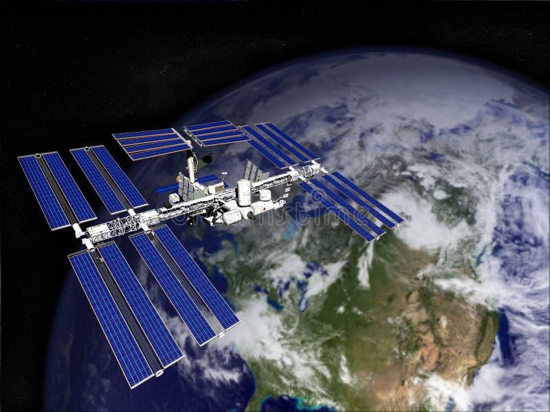 卫星 图库摄影