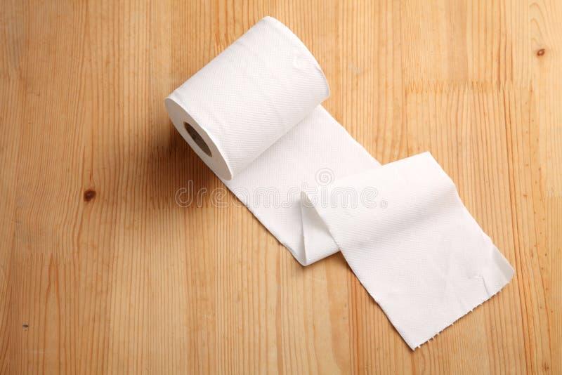 卫生纸 库存图片
