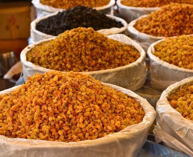 印地安干葡萄干 库存照片