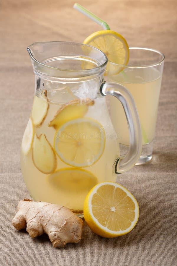 印地安柠檬水 免版税库存图片