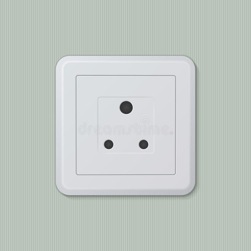 印地安电源插座08 库存图片