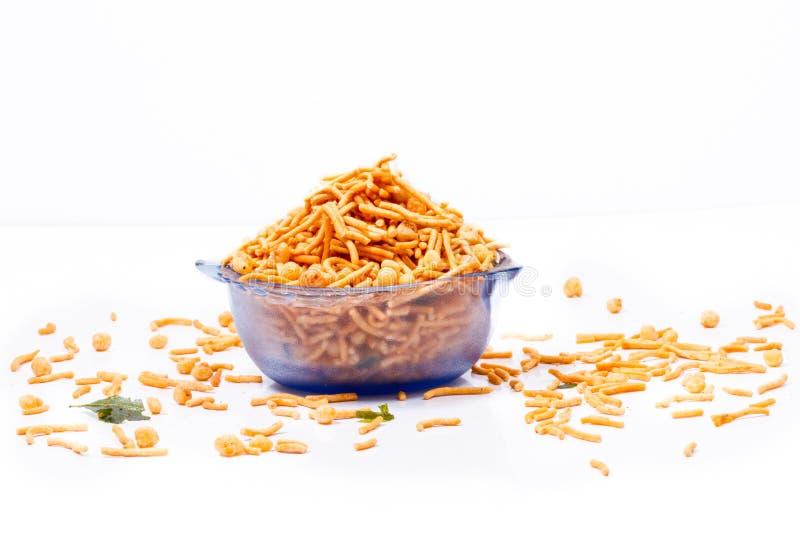 印地安食物粉末 图库摄影