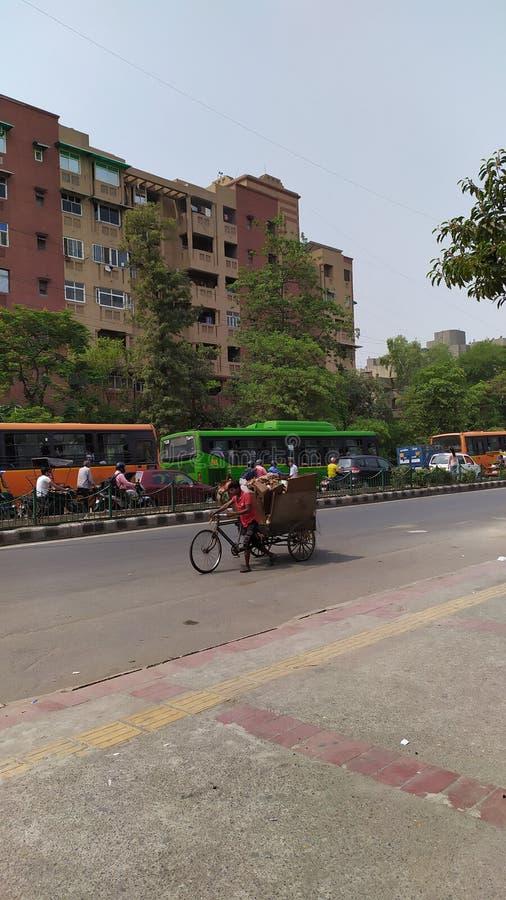 印度人群图片、印度路、印度人民和印度普遍的staychu 免版税库存照片