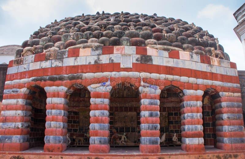 印度寺庙在印度 库存照片
