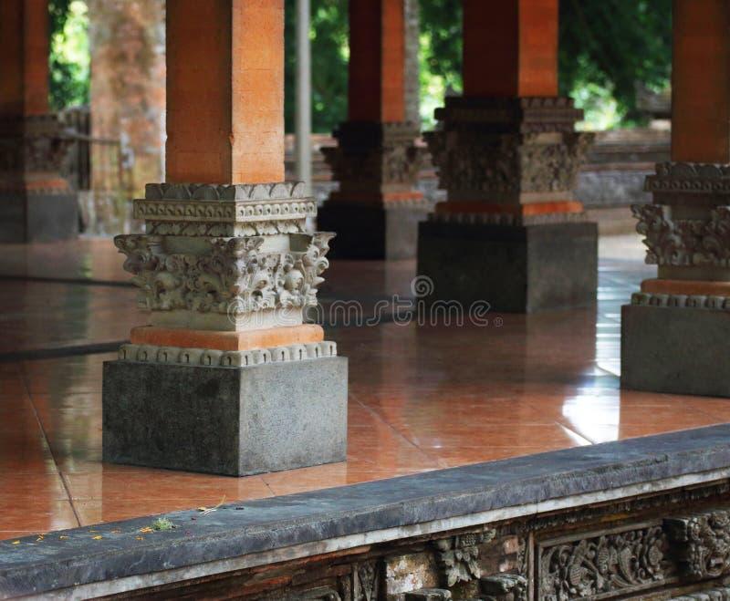 印度寺庙 免版税图库摄影