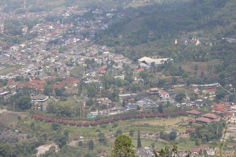 印度尼西亚东爪哇巴都城 免版税库存照片
