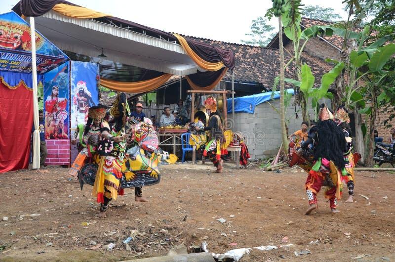 印度尼西亚传统艺术 免版税库存照片