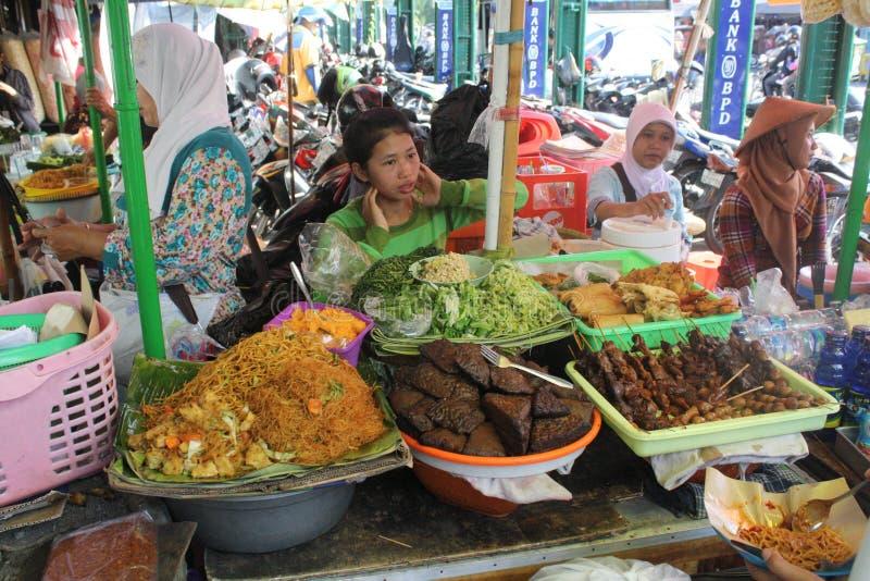 印度尼西亚食物 免版税库存图片