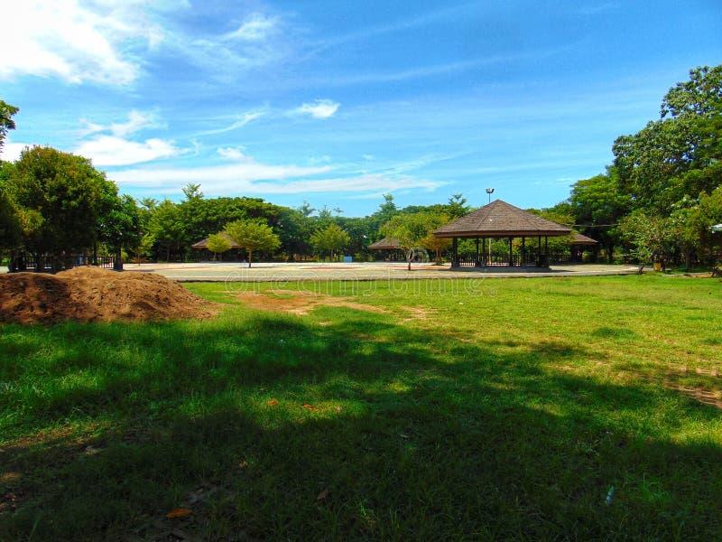 印度尼西亚马奇尼苏姆巴拉马卡萨苏拉威西岛 库存图片
