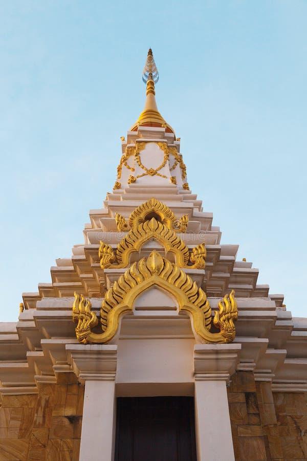 印度支那的建筑学 免版税库存照片