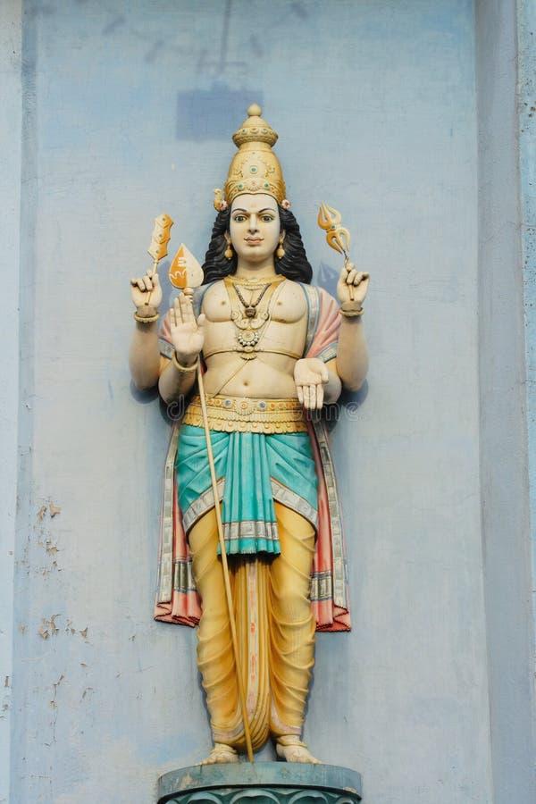 印度教寺庙 库存图片