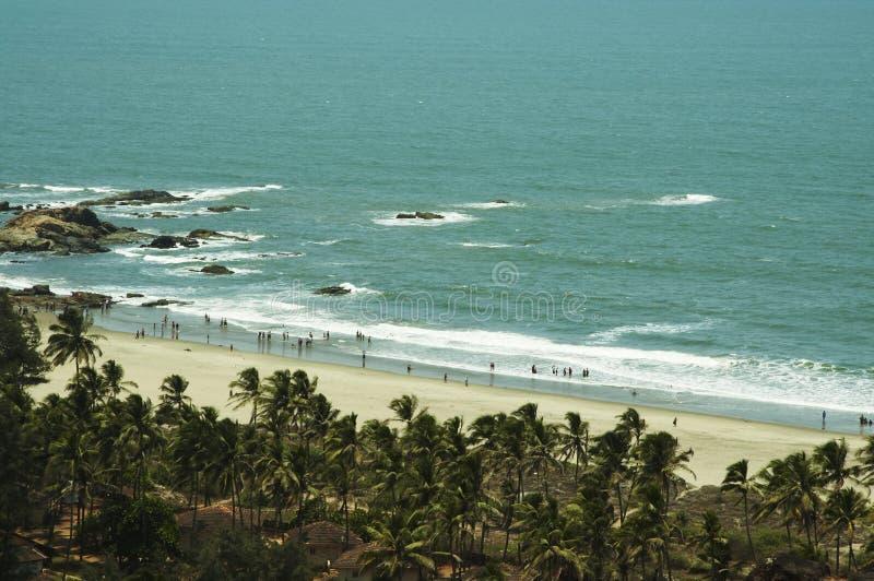 印度洋手段 库存照片