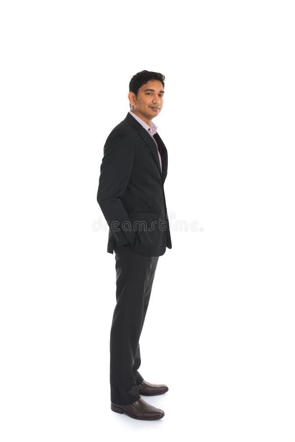 印度男性 免版税库存照片