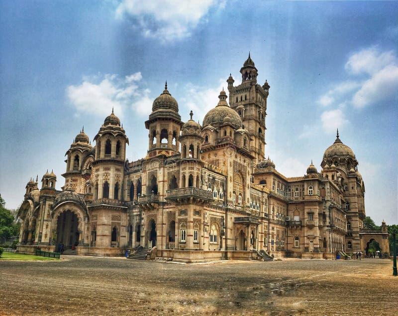 印度的宫殿 库存图片
