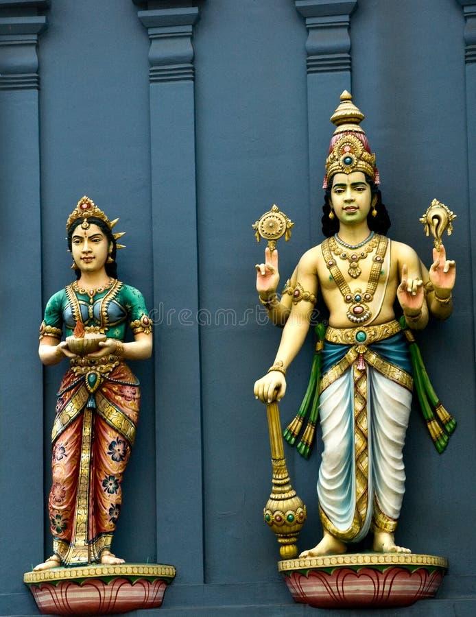 印度的神 免版税库存照片