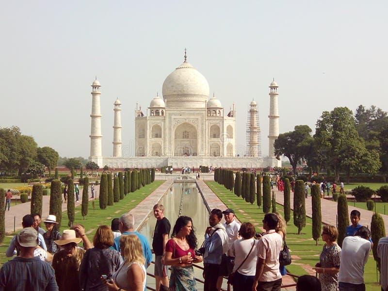 印度的秀丽 免版税库存照片