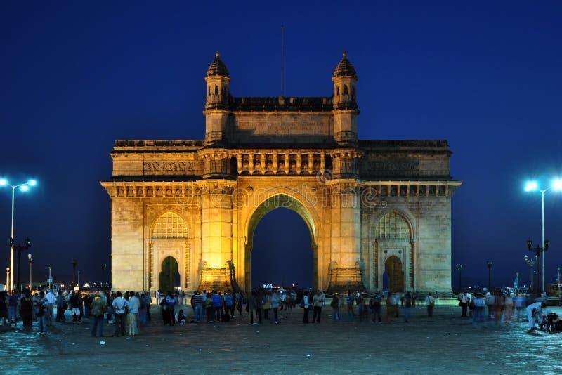 印度的网关 图库摄影