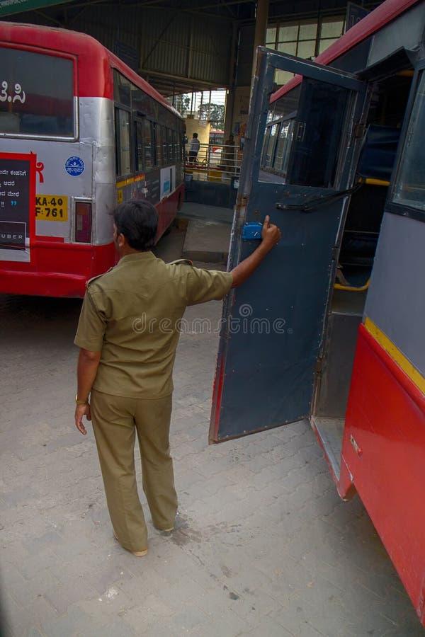 印度的运输 私有乘客运输 免版税库存图片