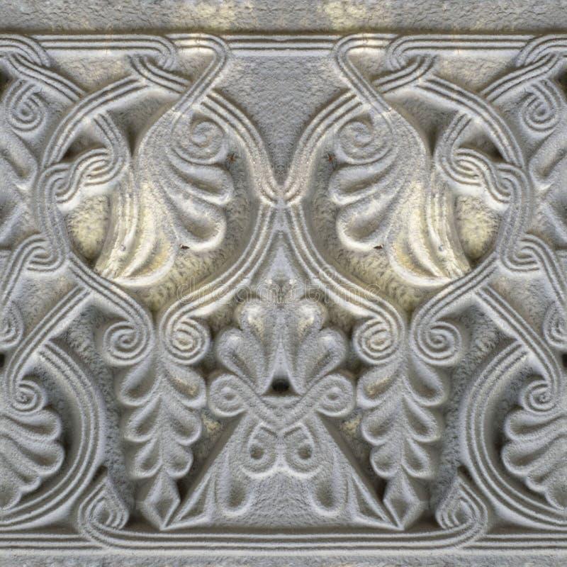 印度装饰品无缝的照片纹理在石板材的 库存照片