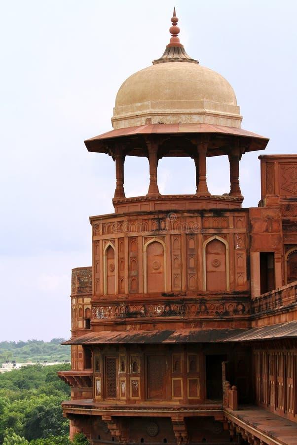 印度建筑学 免版税库存照片