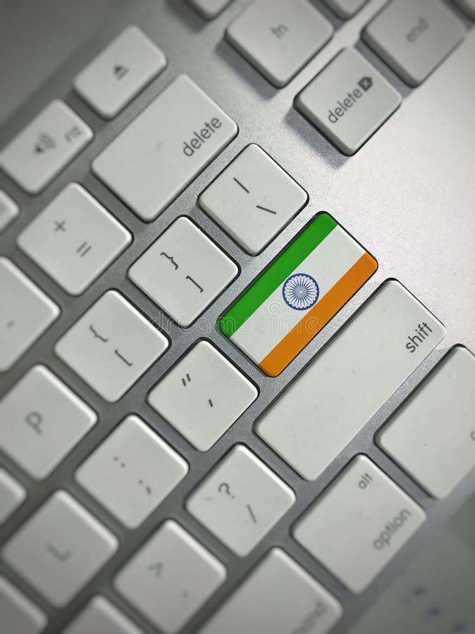 印第安标志 图库摄影