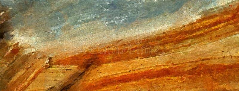 印象抽象纹理艺术 艺术性的明亮的bacground 股票 油画艺术品 现代样式图表墙纸 皇族释放例证