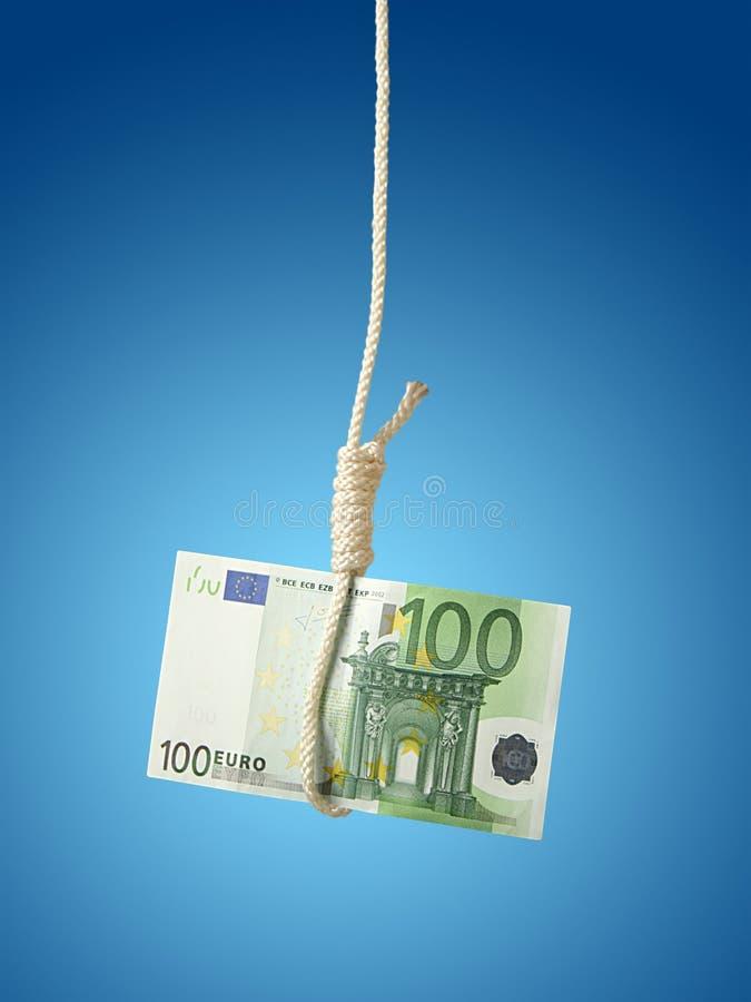 危机财务世界 向量例证