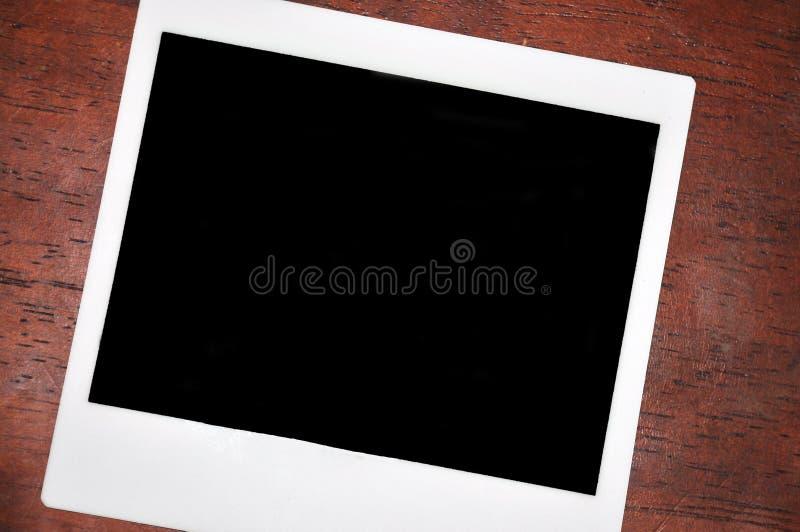 即时照片 免版税库存照片
