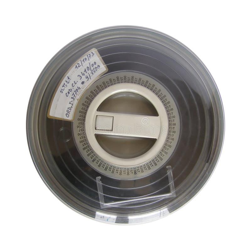 卷轴磁带 免版税库存图片