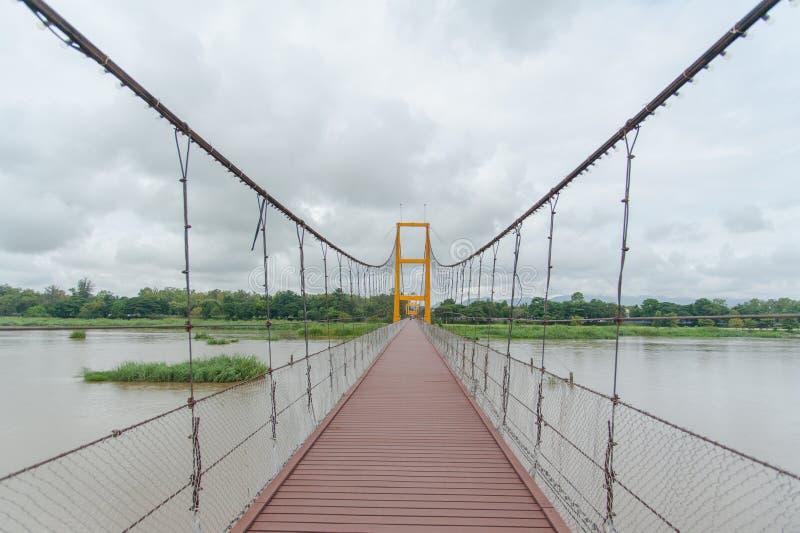 历史桥梁 库存照片