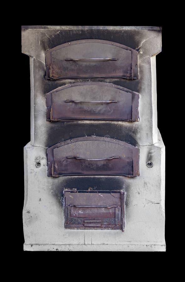 历史的烤箱 图库摄影