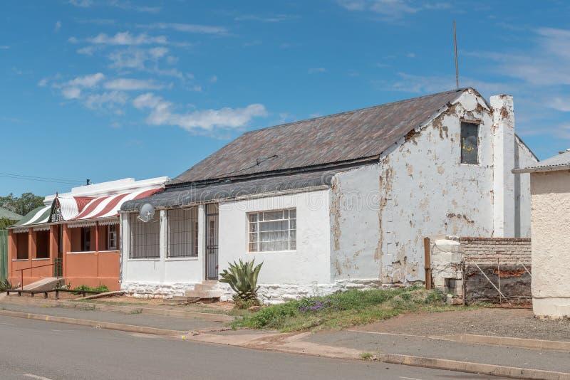 Download 历史的老房子在Hofmeyer 库存图片. 图片 包括有 有历史, 城镇, 东部, 阳光, 晴朗, 场面 - 72369219