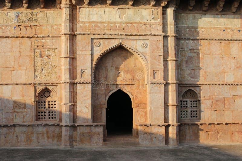 历史的建筑学, darya khans坟茔 免版税库存图片