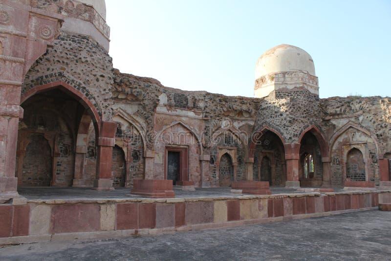 历史的建筑学, mahal戴的钾 库存照片