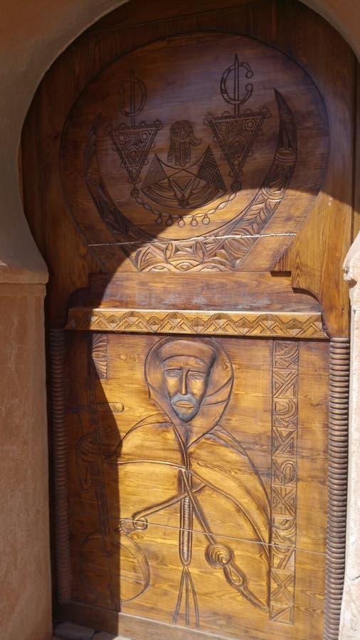 历史纪念碑摩洛哥tiznit 免版税库存照片