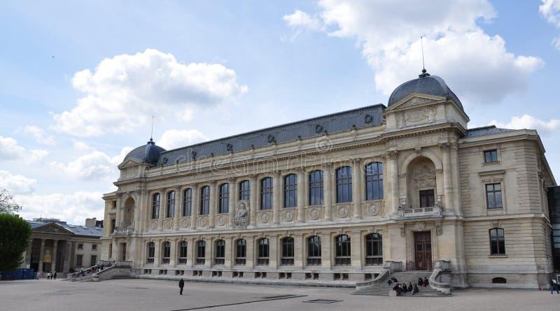 历史记录博物馆国家自然 免版税库存图片