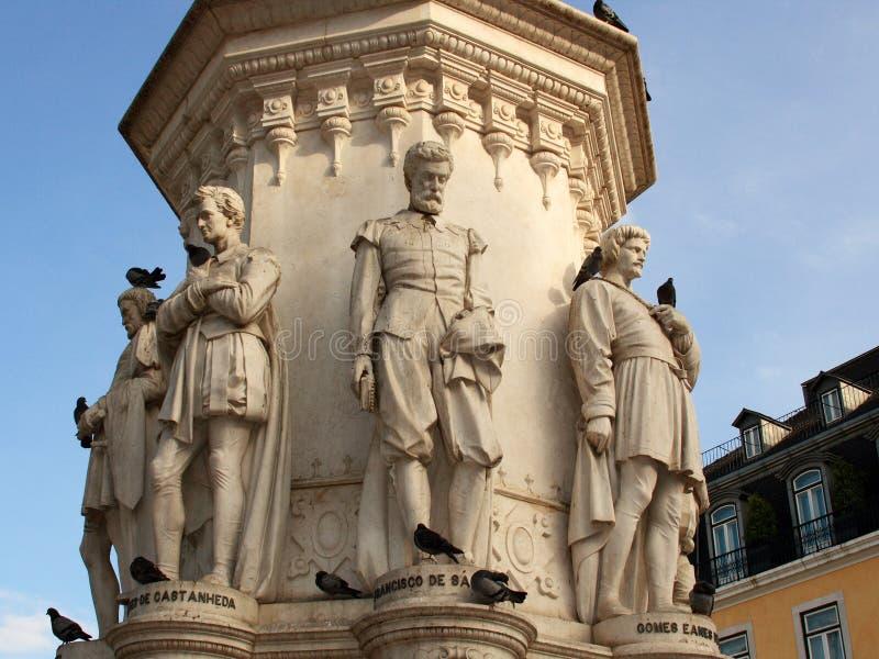 历史记录葡萄牙 免版税库存照片