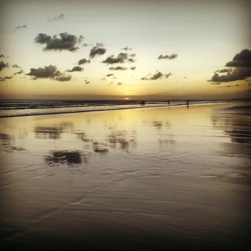巴厘岛极乐 库存图片