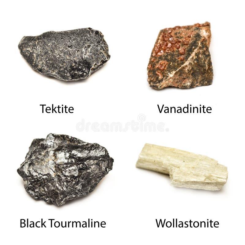 原始的矿物 免版税库存照片