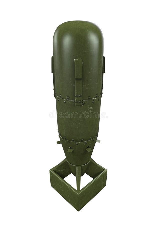 原子弹 向量例证