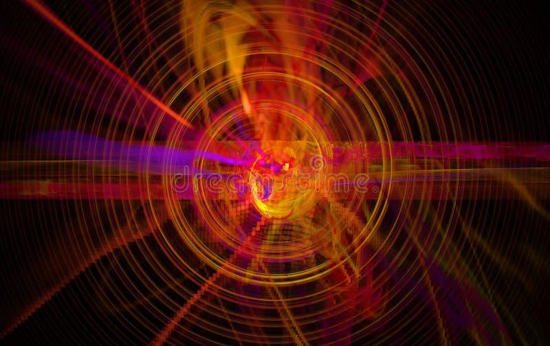 原子核的扰动和基本 库存例证