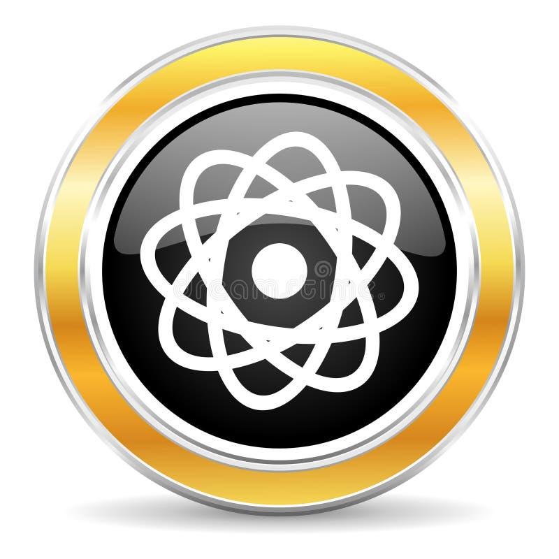 原子象 免版税库存图片