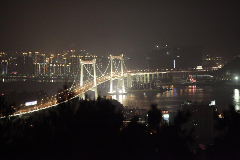 厦门漳州桥梁 免版税库存图片