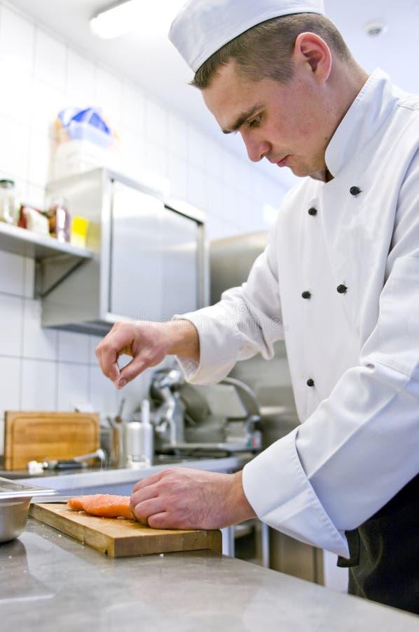 厨师 库存照片